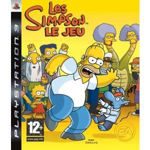 Les Simpson : Le Jeu [PS3]