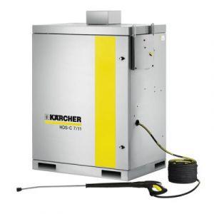 Kärcher HDS-C 7/11 Inox - Nettoyeur haute pression
