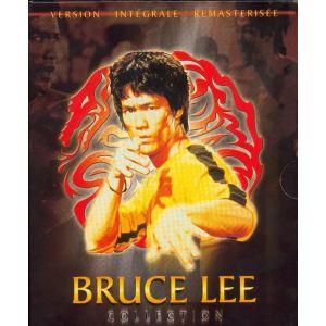 Coffret Bruce Lee - Le jeu de la mort + La fureur du dragon + La fureur de vaincre + Big boss