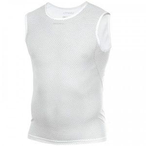 Craft Stay cool Sous-vêtement superlight sans manches homme Blanc argent XL