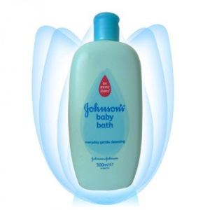Johnson & Johnson Gel de bain bébé