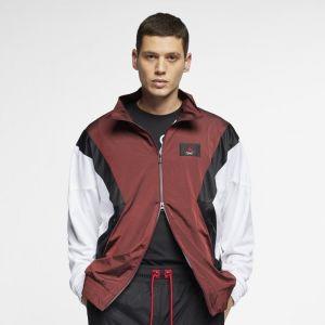 Nike Veste de survêtement Jordan Flight pour Homme - Rouge - Taille L