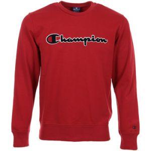 Champion Sweat-shirt Crewneck Sweatshirt rouge - Taille EU S,EU M,EU L