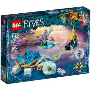 Lego 41191 Elves - Naida et le piège de la tortue d'eau