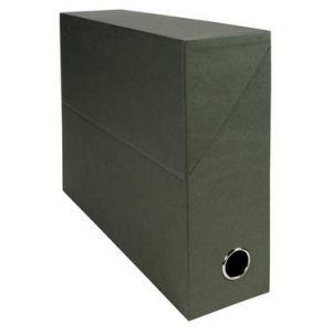 Exacompta 83133E Boite transfert papier 9 cm Vert foncé