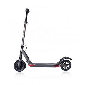 E-Twow Trottinette électrique Booster V Confort 2018 Grise Orange