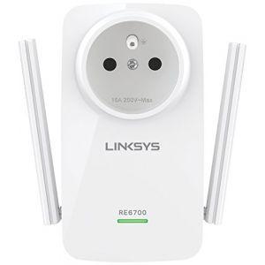 Linksys RE6700-EF - Amplificateur de signal WI-FI double bande AC1200