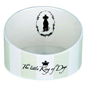 Trixie Gamelle céramique King of Dogs cont 1 L