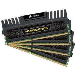 Corsair CMZ32GX3M4X1866C10 - Barrette mémoire Vengeance 4 x 8 Go DDR3 1866 MHz CL10 240 broches