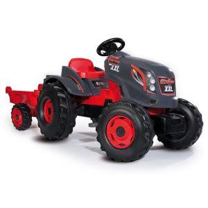 Smoby Tracteur Stronger XXL avec remorque