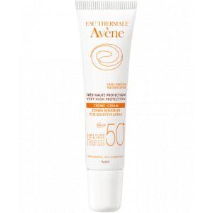 Avène Crème solaire zones sensibles SPF 50+