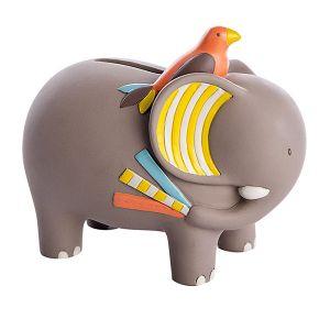 Moulin roty Tirelire Les Papoum éléphant