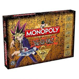 Winning Moves Monopoly Yu-Gi-Oh! Anglais