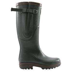Aigle Parcours 2 Vario- Chaussure de chasse - Femme - Vert (Bronze)- 37 EU (4 UK)
