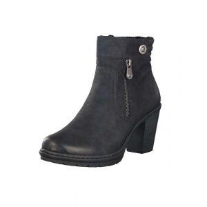 Rieker Y1553 bottes & bottines femme, schuhgröße_1:41 EU;Farbe:noir
