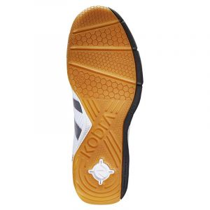 Salming Kobra Men Indoor Shoes - White - 14