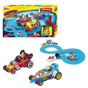 Carrera Toys 63012 - FIRST Mickey Roadstar Racers