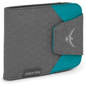 Osprey Quicklock Rfid Wallet - Porte-monnaie taille One Size, tropic teal