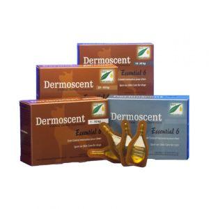 Dermoscent Essential 6 Spot-On : soin cutané multifonctionnel pour chien 10-20 Kg