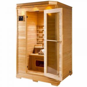 Veryspas Sauna Infrarouge Granada 2 Places