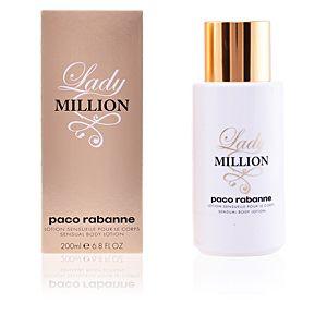 Paco Rabanne Lady Million - Sensual Body Lotion