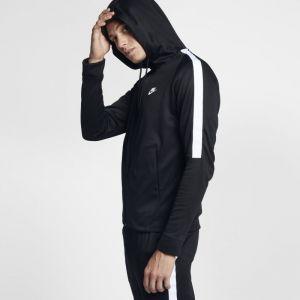 Nike Veste NSW Tribute - Noir/Blanc