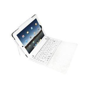 Urban Factory Etui en simili cuir avec clavier Bluetooth pour iPad 2
