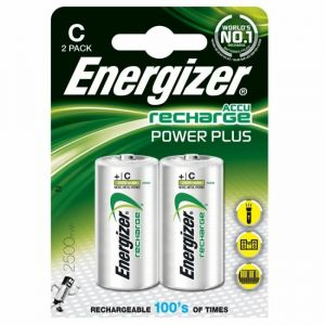 Energizer Accu Recharge Power Plus blister 2 accus rechargeables HR14