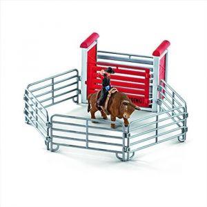 Schleich 41419 - Rodéo avec cowboy