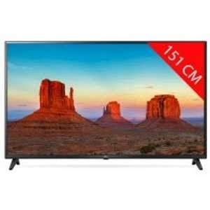 LG 60UK6200 - TV LED 4K 150 cm