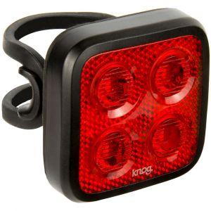 Knog Blinder MOB Four Eyes - Éclairage arrière - 1 LED rouge sta Lampes arrière