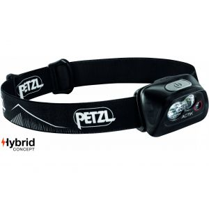 Petzl Actik 350 lumens Lampe frontale / éclairage Noir - Taille TU