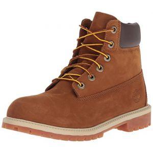 Timberland 6-Inch Premium Waterproof chaussures d'hiver enfants marron 40,0 EU