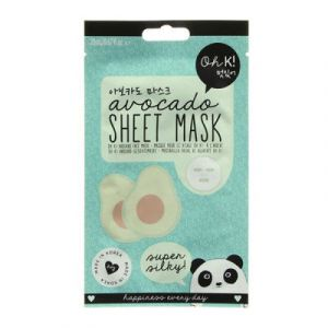 Oh k! Avocado Sheet Mask - Masque visage à l'avocat