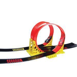 Bburago Circuit de voitures Dual Loop Ferrari