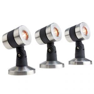 Oase 50508 - Set de 3 maxi LED Lunaqua