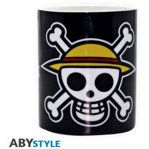 Abystyle Mug Luffy's Pirates en porcelaine (46 cl)