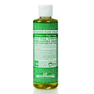 Dr bronner's Savon liquide amande 236 ml