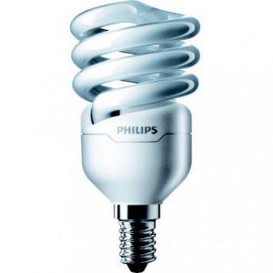 Philips Ampoule spirale Eco, culot E14 TORNADO