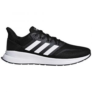Adidas Chaussures running Falcon - Core Black / Ftwr White - Taille EU 41 1/3