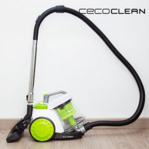 Cecoclean 5018 - Aspirateur traîneau cyclonique Turbo sans sac