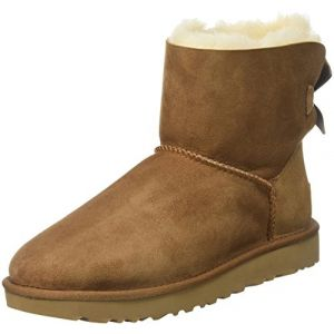 UGG australia UGG Mini Bailey Bow, Marron (Chestnut), 40 EU