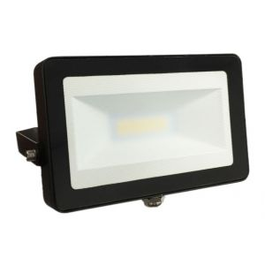 Eclairage design Projecteur LED 30W Noir Extérieur IP65   blanc-chaud-2700k