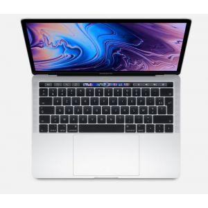 Apple MacBook Pro 13.3'' Touch Bar 256 Go SSD 8 Go RAM Intel Core i5 quadricoeur à 2.4 GHz Argent