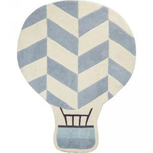 Sauthon Tapis de chambre bébé 100x130cm montgolfière lazare