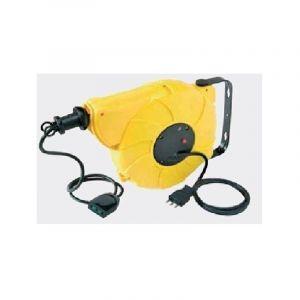 Brennenstuhl Câble d'évacuation automatique noir 10mt+1. 5mt 1241035300