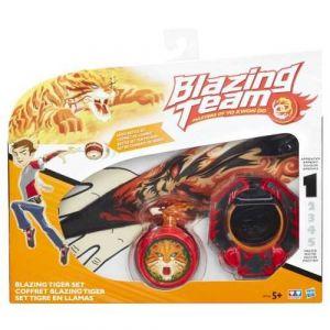 Hasbro Blazing Team Ensemble Tigre ardent