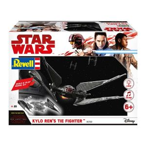 Revell Build & Play 06760 - Star Wars Episode VIII - Tie Fighter Kylo Ren