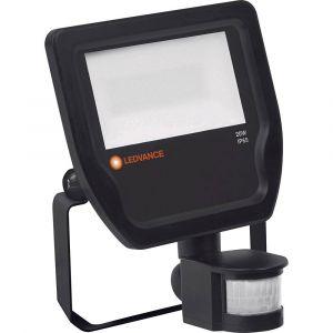 Ledvance OSRAM 4058075143531 Projecteur LED extérieur avec détecteur de mouvements 20 W EEC: LED (A++ - E) blanc chaud