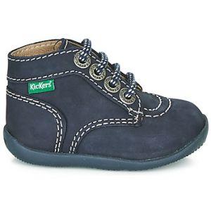 Kickers Boots enfant BONBON bleu - Taille 18,19,21,22